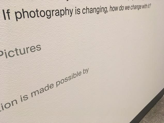 Se a fotografia está mudando, como nós mudamos com ela?