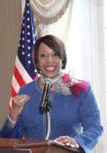 A nova vice governadora de NJ, a primeira afro descendente líder da Assembléia Geral do Estado