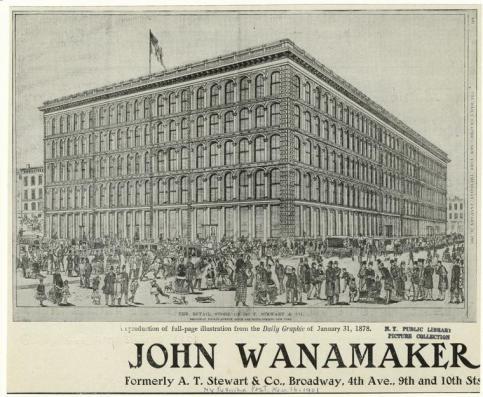 wanamakers